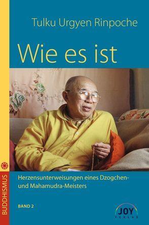 Wie es ist – Band 2 von Barthel,  Kerstin, Urgyen Rinpoche,  Kyabje