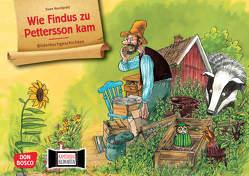 Wie Findus zu Pettersson kam. Kamishibai Bildkartenset. von Nordqvist,  Sven