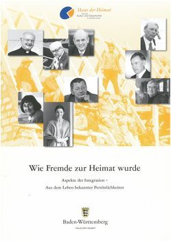 Wie Fremde zur Heimat wurde von Bendel,  Rainer, Eichenberger,  Carsten, Woller,  Hans