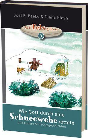 Wie Gott durch eine Schneewehe rettete von Beeke,  Joel R., Kleyn,  Diana