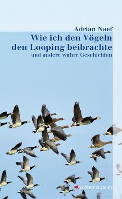 Wie ich den Vögeln den Looping beibrachte von Naef,  Adrian