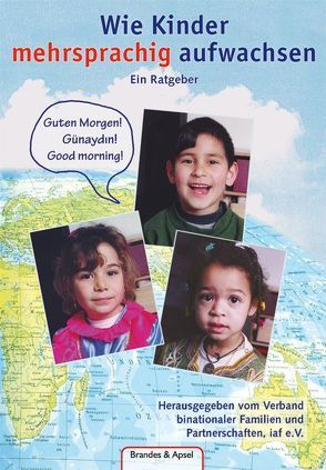 Wie Kinder mehrsprachig aufwachsen von Burkhardt Montanari,  Elke, Haller,  Ingrid