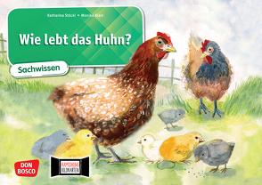 Wie lebt das Huhn? Kamishibai Bildkartenset. von Klars,  Monika, Stöckl-Bauer,  Katharina