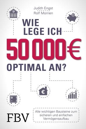 Wie lege ich 50000 Euro optimal an? von Engst,  Judith, Morrien,  Rolf