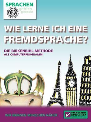 Wie lerne ich eine Fremdsprache? Ausgabe für ePUB, Birkenbihl Sprachen