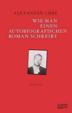 Wie man einen autobiografischen Roman schreibt von Chee,  Alexander, Heine,  Nicola, Schreiber,  Daniel, Stafe,  Timm