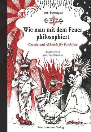 Wie man mit dem Feuer philosophiert von Konstantinov,  Vitali, Soentgen,  Jens