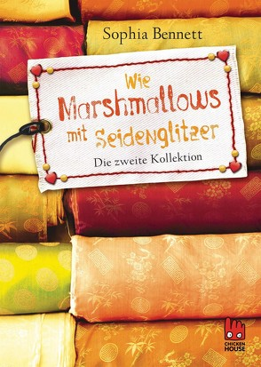 Wie Marshmallows mit Seidenglitzer von Bennett,  Sophia, Zeitz,  Sophie