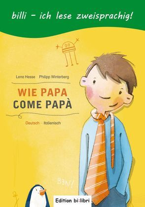 Wie Papa von Hesse,  Lena, Winterberg,  Philipp