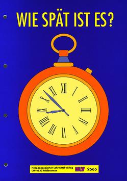Wie spät ist es? von Zurschmiede,  Peter