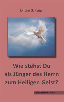Wie stehst du als Jünger des Herrn zu dem Heiligen Geist?