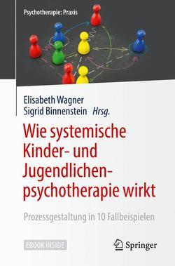 Wie systemische Kinder- und Jugendlichenpsychotherapie wirkt von Binnenstein,  Sigrid, Wagner,  Elisabeth