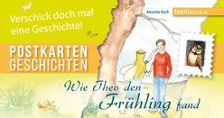 Wie Theo den Frühling fand von Höhne,  Klaus, Koch,  Amanda