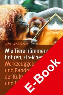 Wie Tiere hämmern, bohren, streichen von Becker,  Peter-René