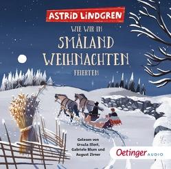 Wie wir in Småland Weihnachten feierten von Heikkilä,  Cecilia, Kornitzky,  Anna-Liese, Lindgren,  Astrid, von Hacht,  Silke