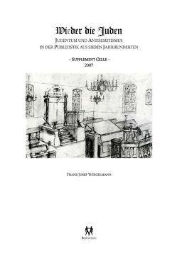 Wi(e)der die Juden von Wiegelmann,  Franz J