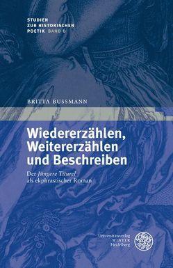 Wiedererzählen, Weitererzählen und Beschreiben von Bußmann,  Britta