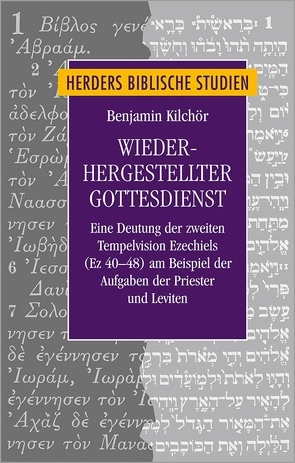 Wiederhergestellter Gottesdienst von Kilchör,  Benjamin