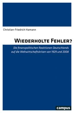 Wiederholte Fehler? von Hamann,  Christian-Friedrich