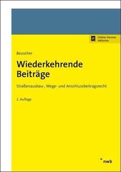 Wiederkehrende Beiträge von Beuscher,  Peter