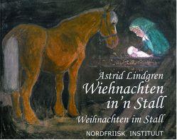 Wiehnachten in'n Stall von Lindgren,  Astrid