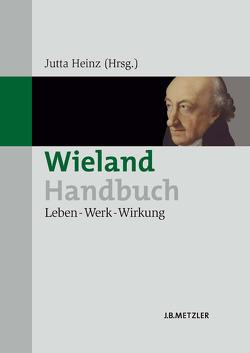 Wieland-Handbuch von Heinz,  Jutta