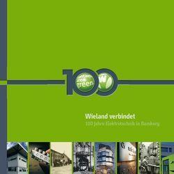 Wieland verbindet von Hofmann,  Georg, Reddig,  Wolfgang F., Tschirwitz,  Ulrich, Wieland,  Robert M