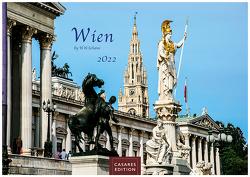 Wien 2022 L 35x50cm von Schawe,  Heinz-werner