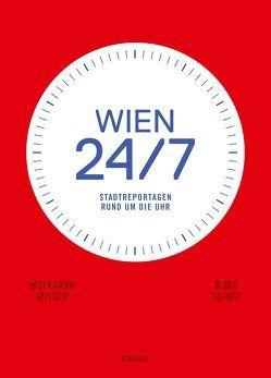 Wien 24/7 von Dujmic,  Bubu, Wieser,  Wolfgang