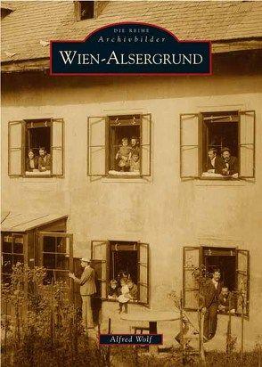 Wien-Alsergrund von Wolf,  Alfred