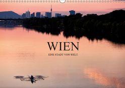 WIEN – EINE STADT VON WELTAT-Version (Wandkalender 2019 DIN A3 quer) von Schieder Photography aka Creativemarc,  Markus