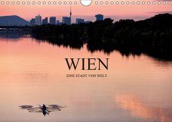 WIEN – EINE STADT VON WELTAT-Version (Wandkalender 2019 DIN A4 quer) von Schieder Photography aka Creativemarc,  Markus