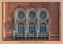Wien für Kenner (Tischkalender 2020 DIN A5 quer) von Braun,  Werner