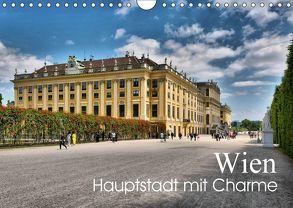 Wien – Haupstadt mit CharmeAT-Version (Wandkalender 2018 DIN A4 quer) von Bartruff,  Thomas