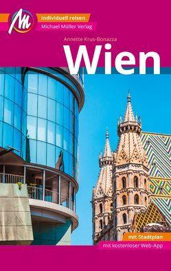Wien MM-City Reiseführer Michael Müller Verlag von Krus-Bonazza,  Annette