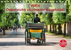 Wien – Österreichs charmante Hauptstadt (Tischkalender 2019 DIN A5 quer) von Bartruff,  Thomas