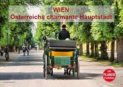 Wien – Österreichs charmante Hauptstadt (Wandkalender 2019 DIN A2 quer) von Bartruff,  Thomas