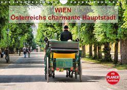Wien – Österreichs charmante Hauptstadt (Wandkalender 2019 DIN A4 quer) von Bartruff,  Thomas