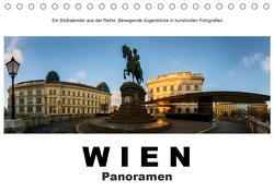 Wien Panoramen (Tischkalender 2021 DIN A5 quer) von Bartek,  Alexander