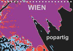 WIEN popartigAT-Version (Tischkalender 2020 DIN A5 quer) von Sock,  Reinhard