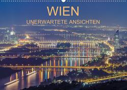 Wien – unerwartete Ansichten (Wandkalender 2021 DIN A2 quer) von Vlcek,  Gerhard