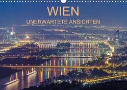 Wien – unerwartete Ansichten (Wandkalender 2021 DIN A3 quer) von Vlcek,  Gerhard