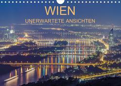 Wien – unerwartete Ansichten (Wandkalender 2021 DIN A4 quer) von Vlcek,  Gerhard