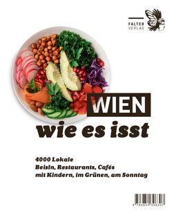 Wien, wie es isst /20 von Stranig,  Alex