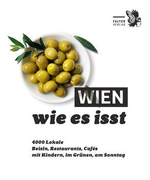 Wien, wie es isst /22 von Stranig,  Alex