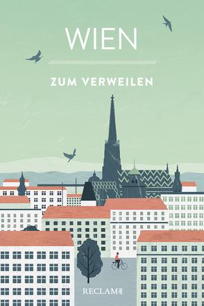 Wien zum Verweilen von Nestmeyer,  Ralf, Reinke,  Katinka