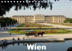 WienAT-Version (Tischkalender 2021 DIN A5 quer) von J. Strutz,  Rudolf