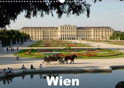 WienAT-Version (Wandkalender 2021 DIN A3 quer) von J. Strutz,  Rudolf