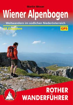 Wiener Alpenbogen von Moser,  Martin