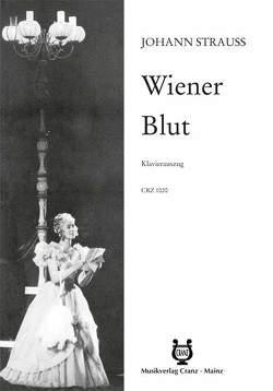 Wiener Blut von Müller,  Adolf, Strauß (Sohn),  Johann
